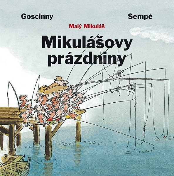 Mikulášovy prázdniny - Rene Goscinny