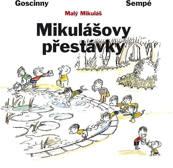 Mikulášovy přestávky - Rene Goscinny