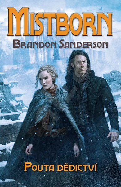 Pouta dědictví - Brandon Sanderson