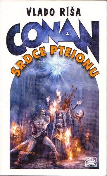 Conan - Srdce Pteionu - Vlado Ríša