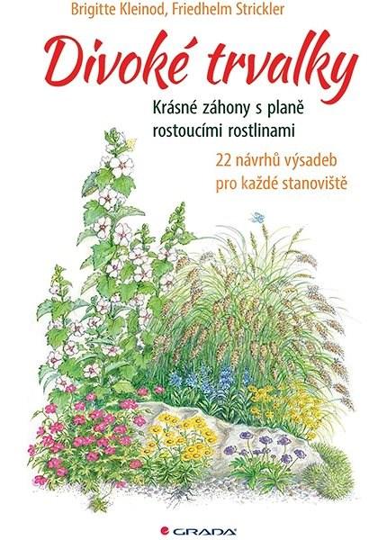 Divoké trvalky - Brigitte Kleinod