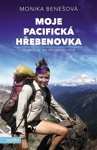 Moje Pacifická hřebenovka - Monika Benešová