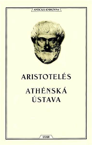 Athénská ústava - Aristotelés ze Stageiry