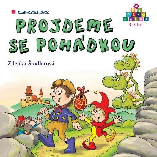 Projdeme se pohádkou - Zdeňka Študlarová