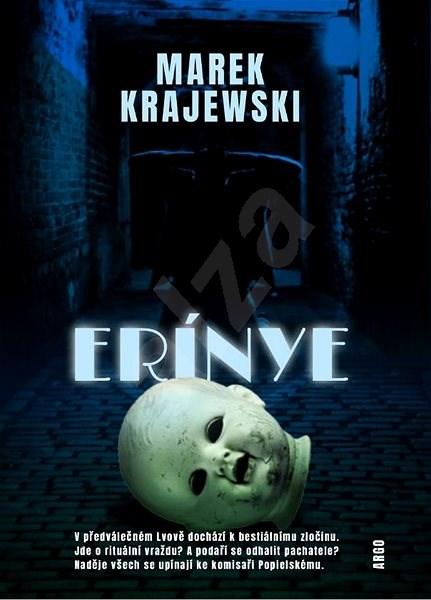 Erínye - Marek Krajewski