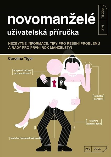Novomanželé - uživatelská příručka - Caroline Tiger