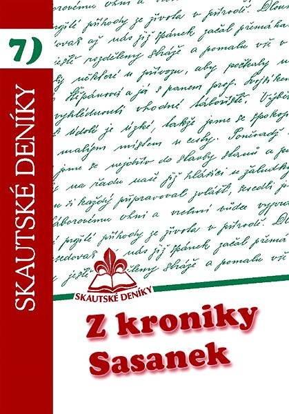 Z kroniky Sasanek - družina Sasanek