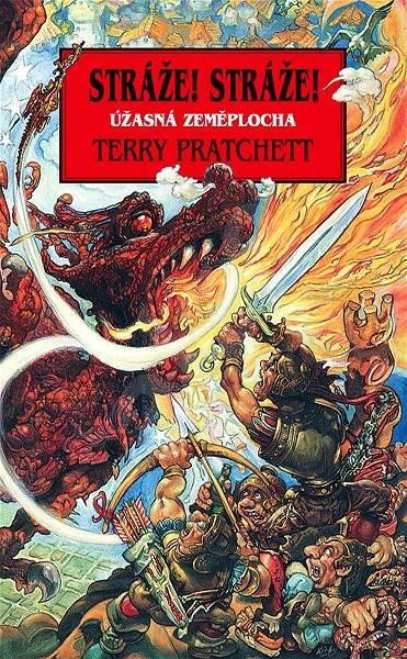 Stráže! Stráže! - Terry Pratchett