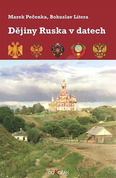 Dějiny Ruska v datech - Bohuslav Litera