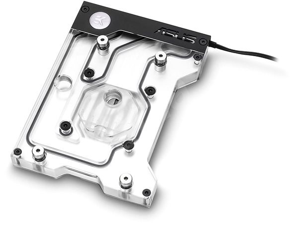 EK Water Blocks EK-FB ASUS ROG X399 GAMING RGB Monoblock – nikl - Vodní chlazení