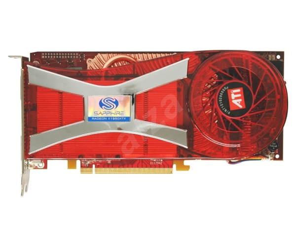 ATI (Sapphire) Radeon X1950XTX, 512MB DDR4, PCI Express x16 - Grafická karta