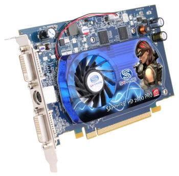 ATI (Sapphire) Radeon HD 2600PRO 512MB - Grafická karta