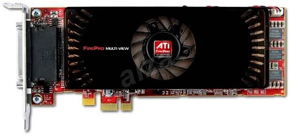 SAPPHIRE ATI FirePro 2450 PCI-E X1 - Grafická karta