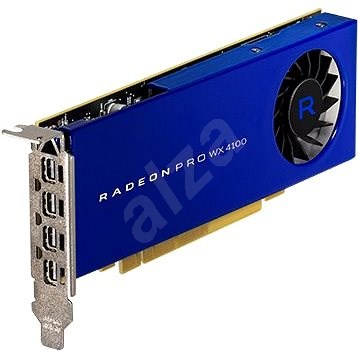 AMD Radeon Pro WX 4100 - Grafická karta