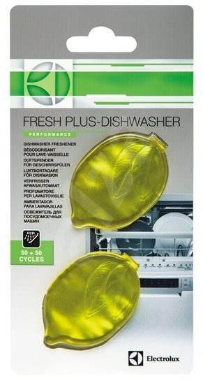 ELECTROLUX Vůně do myčky nádobí lemon 2ks E6DDM101 - Osvěžovač do myčky