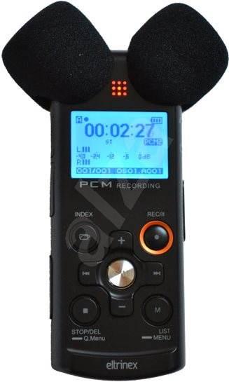 Eltrinex V12Pro 16GB - Diktafon