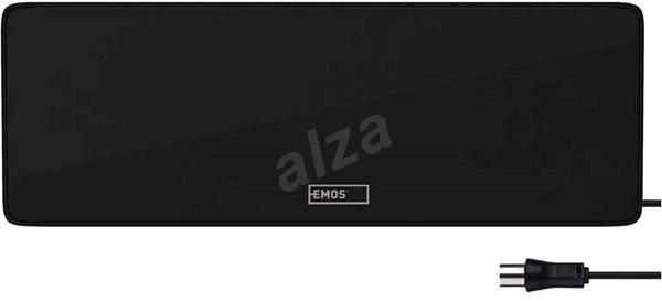 EMOS HD-101N LTE DVB-T2 - Televizní anténa