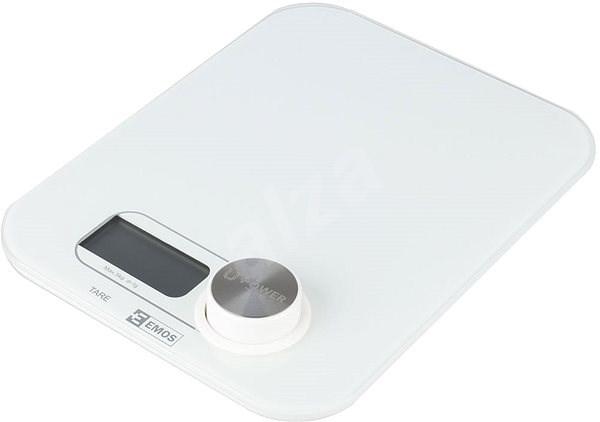 EMOS Digitální bezbateriová kuchyňská váha EV021 - Kuchyňská váha