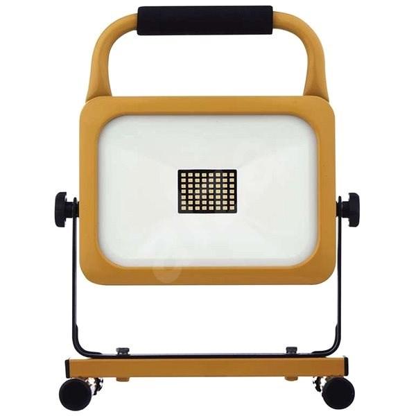EMOS PROFI LED Reflector portable, 30 W Cord SMD Cold White - LED Reflector