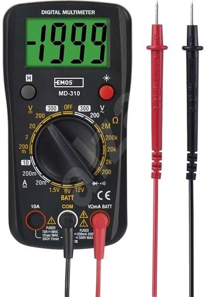 EMOS Měřící přístroj - multimetr EM3620 - Multimetr