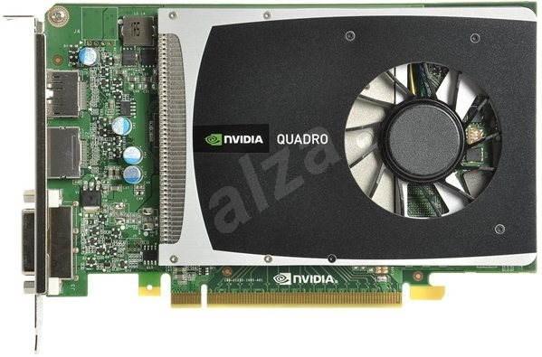 HP NVIDIA Quadro 2000 - Grafická karta
