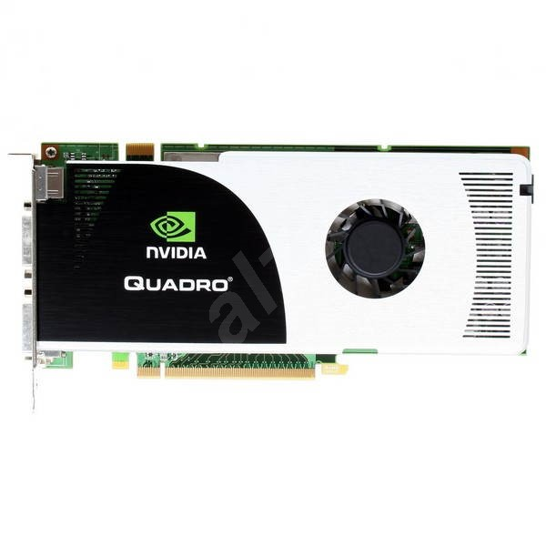 HP NVIDIA Quadro FX3700 - Grafická karta