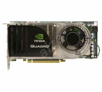 HP NVIDIA Quadro FX4600 - Grafická karta