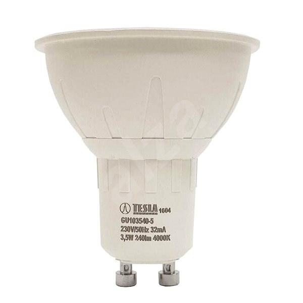 TESLA LED 3W GU10 4000K - LED žárovka
