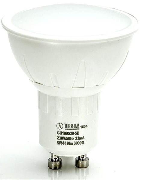 TESLA LED 5W GU10 stmívatelná - LED žárovka