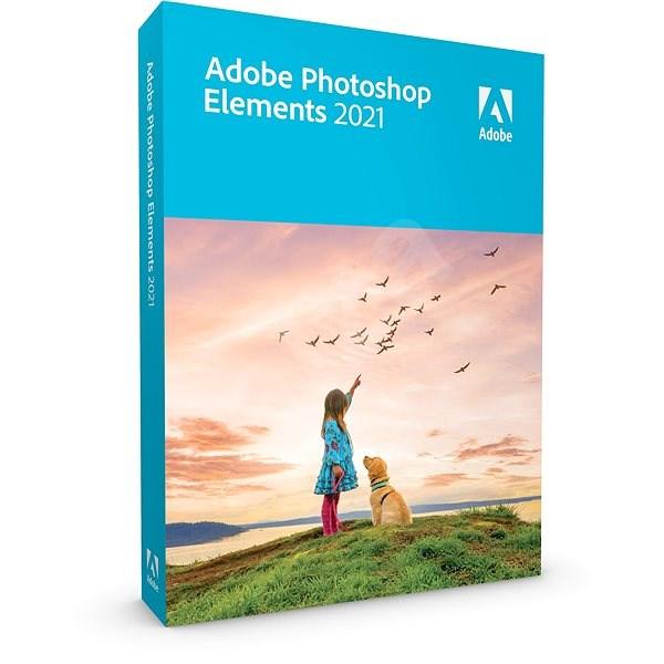 Adobe Photoshop Elements 2021 CZ (elektronická licence) - Grafický software