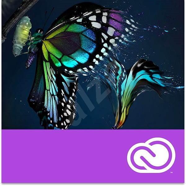Adobe Premiere Pro Creative Cloud MP team ENG Commercial RENEWAL (12 měsíců) (elektronická licence) - Elektronická licence