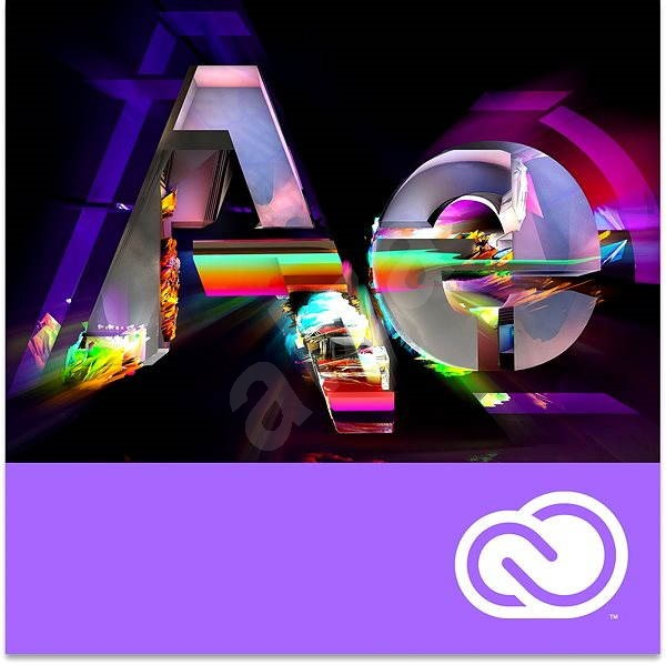 Adobe After Effects Creative Cloud MP team ENG Commercial (1 měsíc) (elektronická licence) - Grafický software
