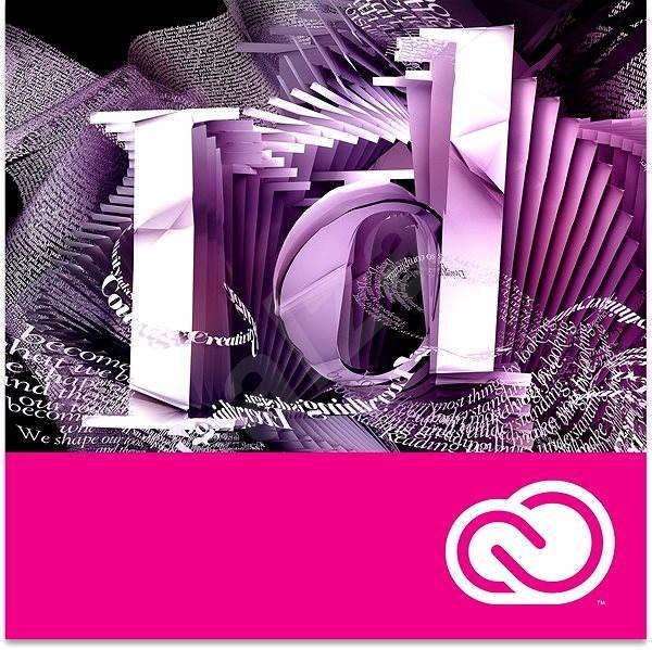 Adobe InDesign Creative Cloud MP ML (vč. CZ) Commercial (1 měsíc) (elektronická licence) - Grafický software