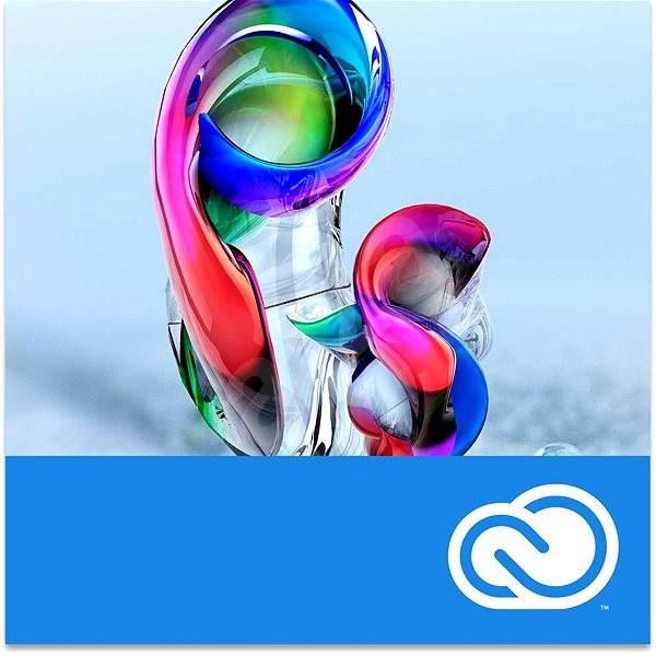 Adobe Photoshop Creative Cloud MP ENG Commercial (12 měsíců) RENEWAL (elektronická licence) - Grafický software