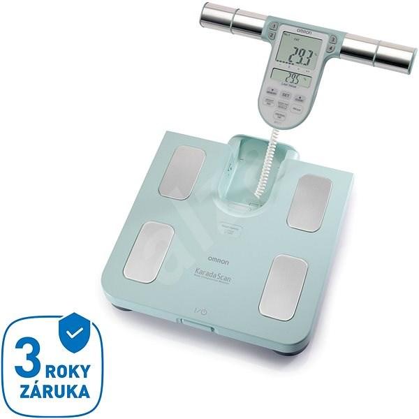 OMRON Monitor skladby lidského těla s lékařskou váhou BF511-T - Osobní váha