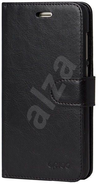 Epico Flip Case pro Huawei P9 Lite (2017) černé - Pouzdro na mobilní telefon