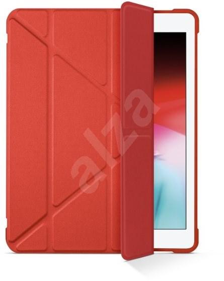 """Epico Fold Flip case iPad 9.7"""" 2017/2018 - červené - Pouzdro na tablet"""