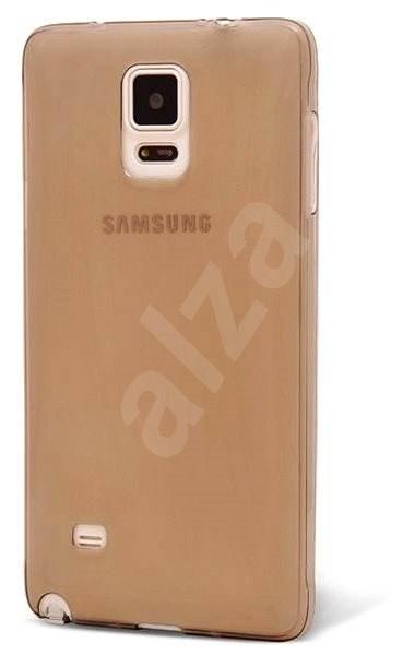 Epico Ronny Gloss pro Samsung Galaxy Note 4 černý - Ochranný kryt