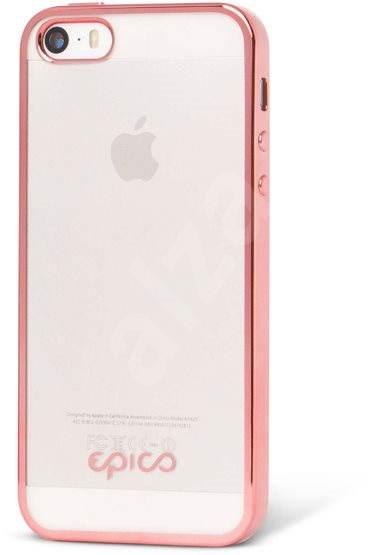 Epico Bright pro iPhone 5 5S SE Rose Gold - Ochranný kryt  2646e3a6bf8