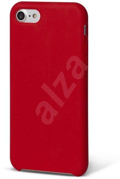 Epico SILICONE pro iPhone 7/8 červený - Kryt na mobil