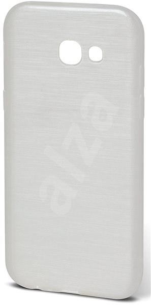 Epico String pro Samsung Galaxy A5 (2017) bílý transparentní - Ochranný kryt