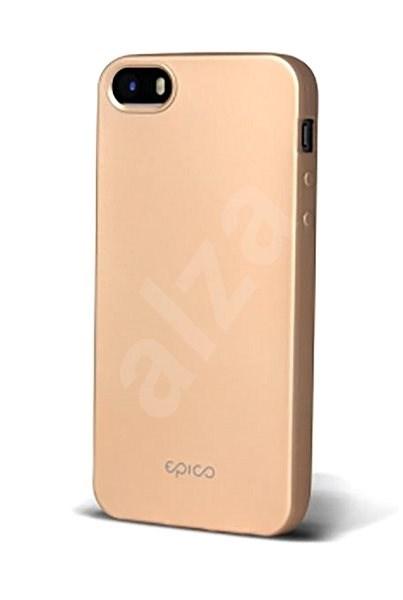 Epico Glamy pro iPhone 5 5S SE - zlatý - Ochranný kryt  a0eccdb1ece