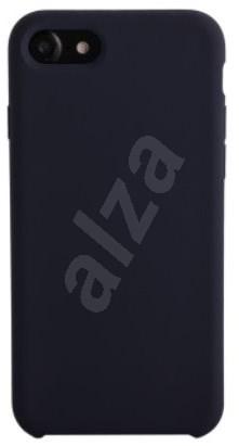 Epico Silicone pro iPhone 7 Plus/8 Plus - černý - Kryt na mobil