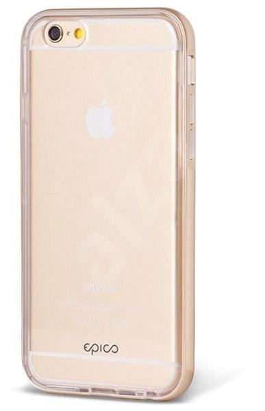 Epico Guard kryt s rámečkem pro iPhone 6 6S zlatý - Ochranný kryt ... 2f9ac0560e0