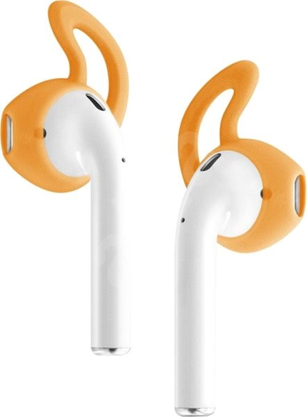 Epico Airpods Hooks orange - Obal