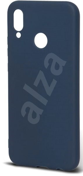 Epico Silk Matt pro Huawei P20 Lite - tmavě modrý - Kryt na mobil