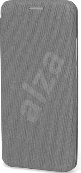 Epico Cotton Flip pro Honor 10 - šedé - Pouzdro na mobilní telefon
