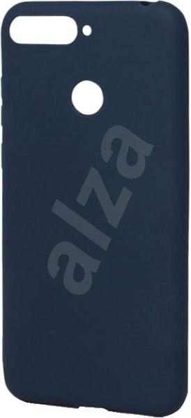 Epico Silk Matt pro Huawei Y6 Prime (2018) - modrý - Kryt na mobil