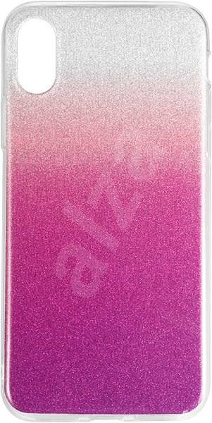 Epico Gradient pro iPhone X / iPhone XS - růžový - Kryt na mobil