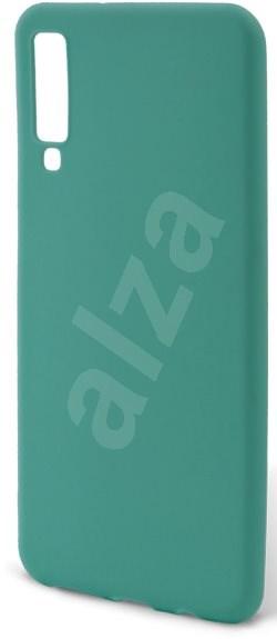 Epico Silk Matt pro Samsung Galaxy A7 Dual Sim - tyrkysový - Kryt na mobil